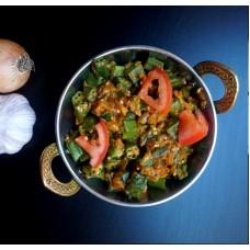 Bhindi Bhaji (Okra/ladies fingers)(A12) (170g)